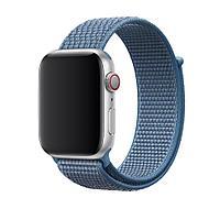 Оригинальный браслет/ремешок для Apple Watch 40мм, спортивный, «лазурная волна» (MTLX2ZM/A), фото 1
