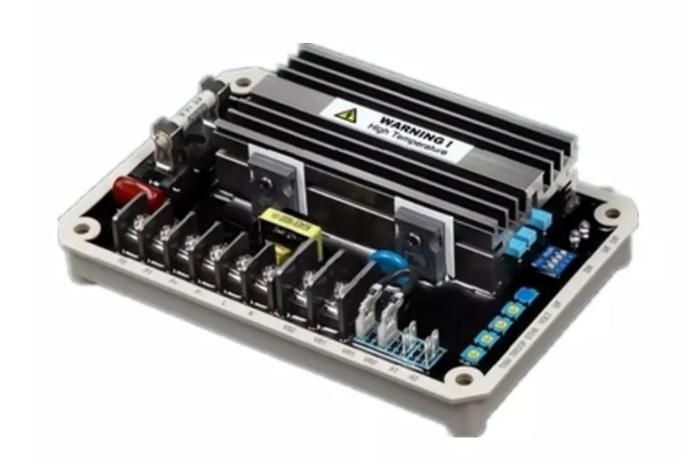 Автоматическая ADVR-16 Аналоговый Цифровой 16 ампер регулятор напряжения для параллельной работы, фото 2