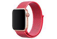 Браслет/ремешок для Apple Watch 44мм, спортивный, «красный каркаде» (MTMF2ZM/A), фото 1