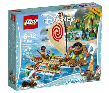 Lego Disney Princess  41150 Путешествие Моаны через океан Лего Принцессы Дисней