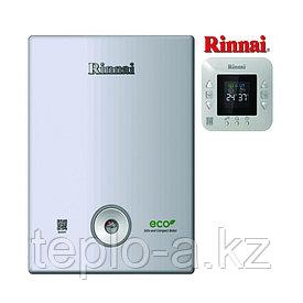 Настенный газовый котел Rinnai RB-107 KMF/RBK-128 KTU-110кв.м
