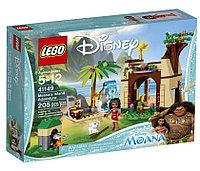 Lego Disney Princess 41149 Дисней Приключения Моаны на затерянном острове Лего Принцессы Дисней