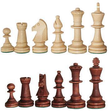 Шахматные фигуры большие
