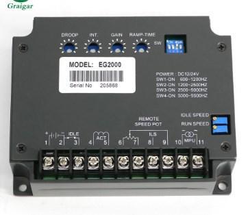 Генераторной установки панели управления EG2000
