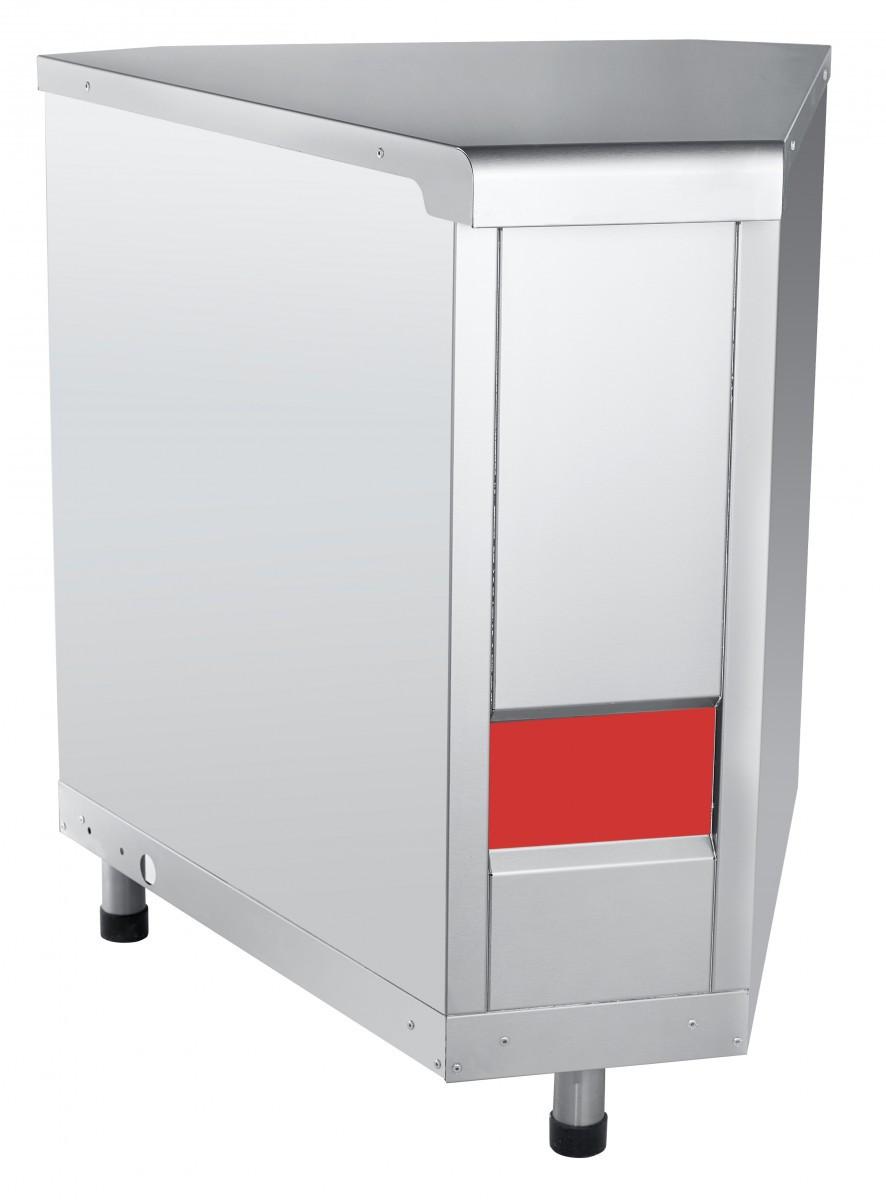 Модуль поворотный МП-45КМ-01 (внутрен. 45 градус) без направляющей