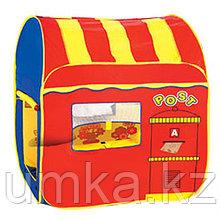 Игровая палатка-домик (почта и супермаркет)