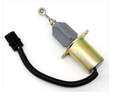 24 В детали двигателя остановить электромагнитный Flameout Переключатель 3930234 используется на ТНВД, фото 2