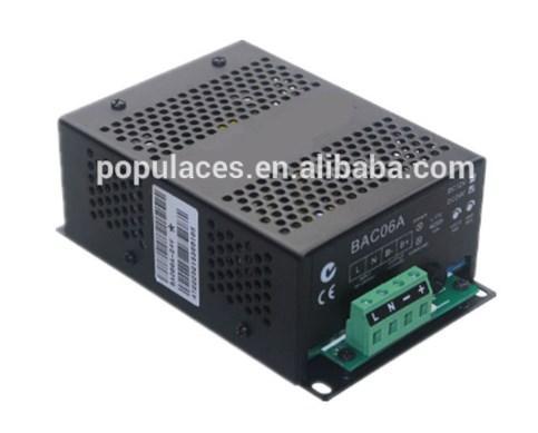 Дизельный зарядное устройство генератора BAC06A