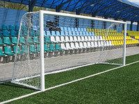 Ворота для футбола стационарные