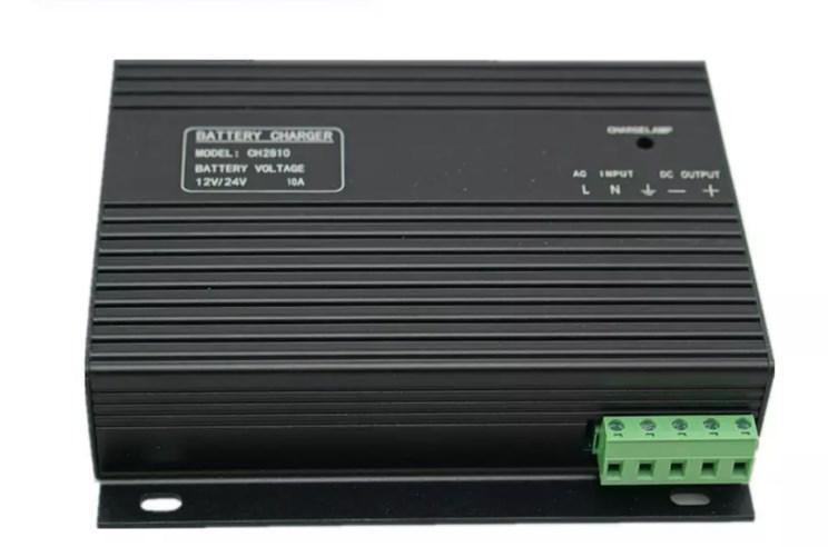 CH2810 зарядное устройство генератора 12 В в В 24 В 10A Ручная регулировка