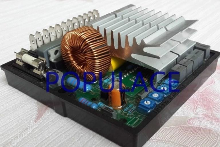 AVR SR 7 автоматический регулятор напряжения EA15E3H