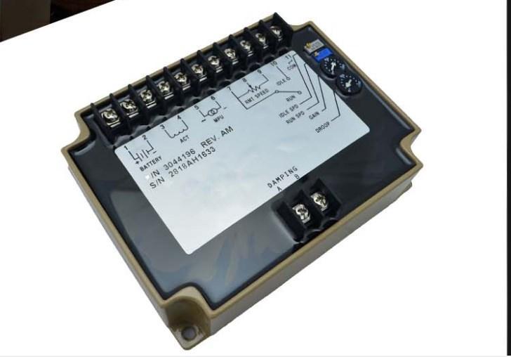 Генератор интеллектуальный регулятор скорости 3044196 губернатор для дизель генератор