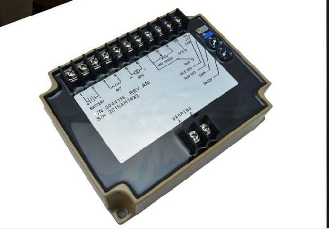 Генератор интеллектуальный регулятор скорости 3044196 губернатор для дизель генератор, фото 2
