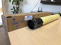 Тонер TN-321Y (yellow) Konica Minolta bizhub C364 (Оригинальный)
