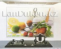 Кухонная наклейка на кафельную плитку 60x90 овощной натюрморт YL-2021