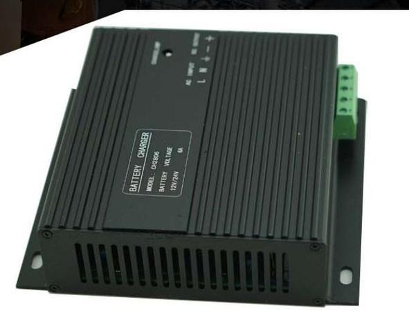 Генератор 12 В 24 В автоматическое зарядное устройство ZH-CH2806 6A, фото 2