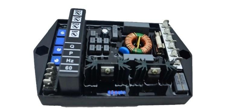 Заводская цена генератор электрический запчасти AVR M16FA655A автоматический AVR стабилизаторы напряжения