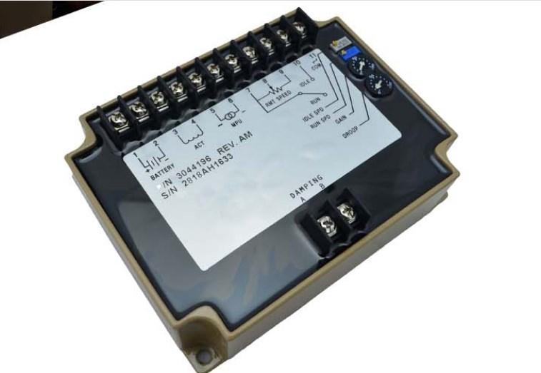 EFC Генератор Регулятор скорости губернатор 3044196 части двигателя