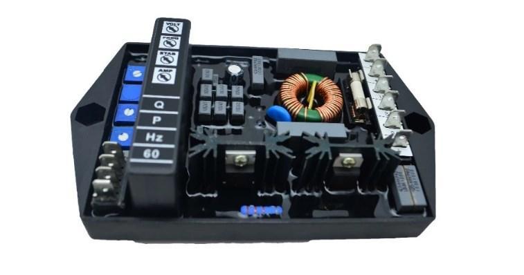 M16FA655A AVR регулятор напряжения переменного тока