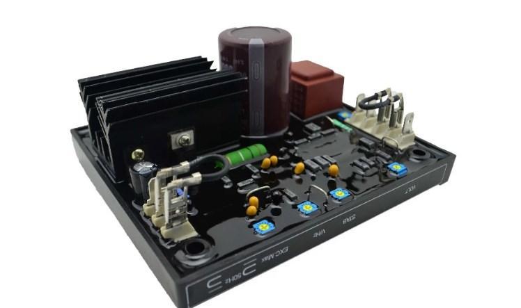 Бесщеточный генератор R438 автоматический регулятор напряжения Genset