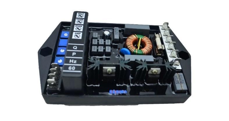 M16FA655A AVR для генератора