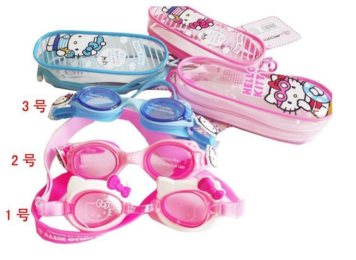 Детские  очки для плавания