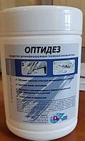 Дезинфицирующие салфетки 200 шт в банке Оптидез