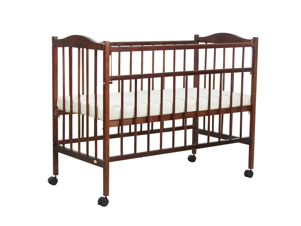 Детская кроватка Фея 203 Орех
