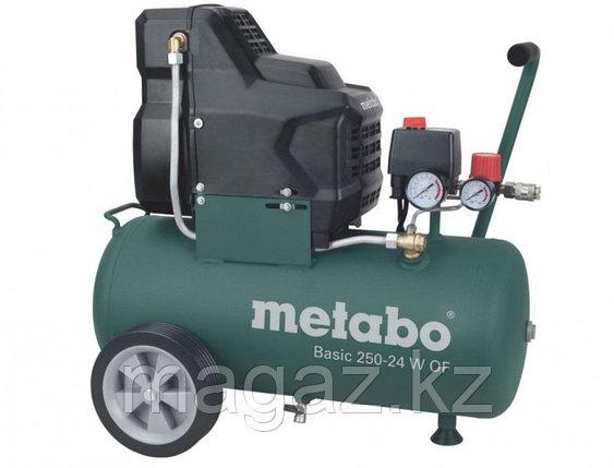 КОМПРЕССОР  Metabo BASIC 250-50 W (601534000)  , фото 2
