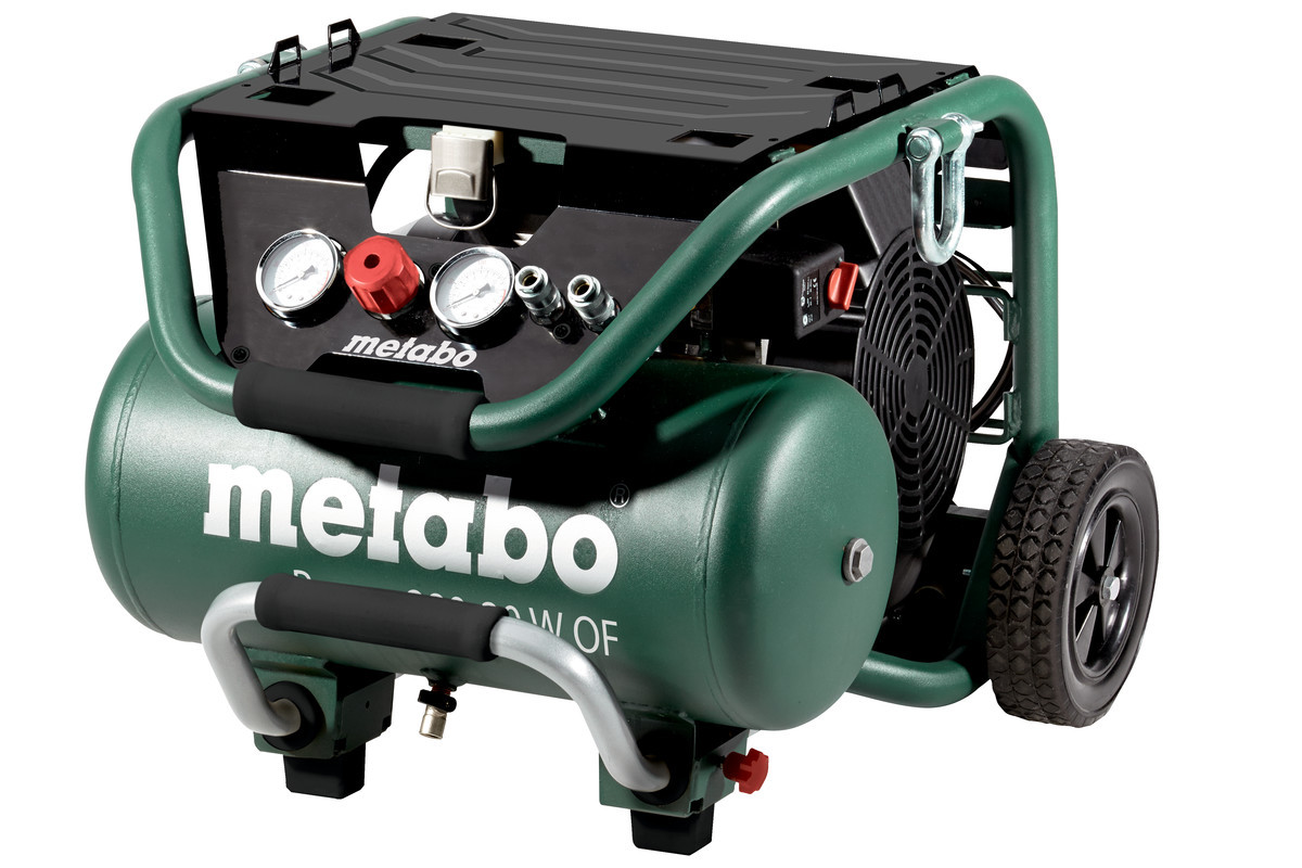 КОМПРЕССОР Metabo POWER 400-20 W OF (601546000)