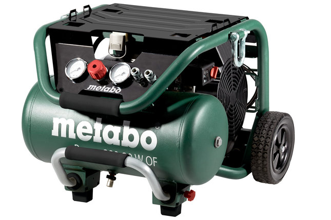 КОМПРЕССОР Metabo POWER 400-20 W OF (601546000) , фото 2