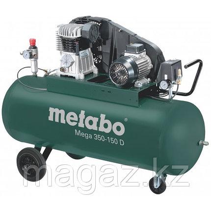 КОМПРЕССОР Metabo MEGA 350-150 D (601587000)  , фото 2