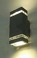 Светодиодный наружный настенный светильник бра