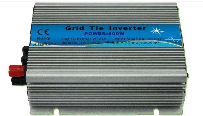 Сетки галстук солнечной энергии MPPT инвертора 600 Вт, фото 2
