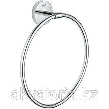 40460001 Держатель для полотенца кольцо Bau Cosmopolitan