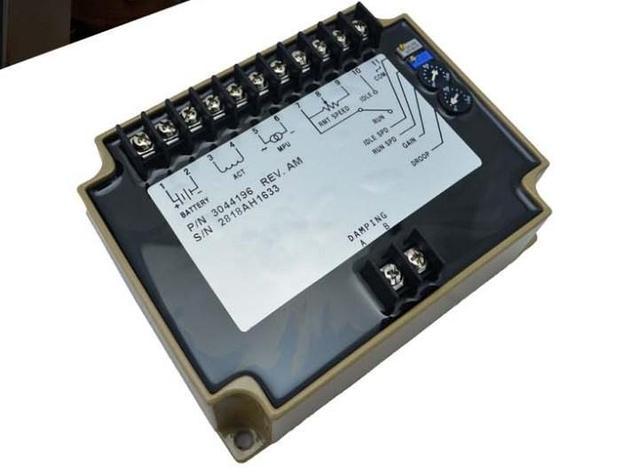 Дизель генератор блок управления скоростью регулятор скорости 3062322, фото 2