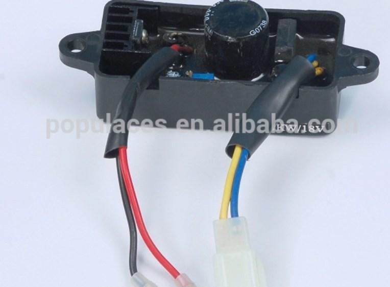 Дизель генератор, запчасти AVR 2KW