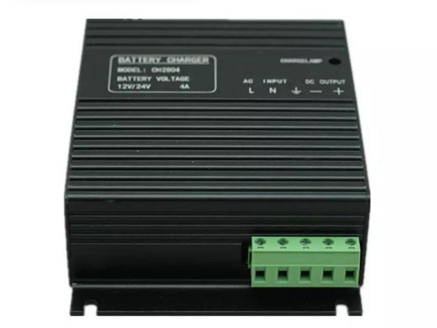 Автоматическое зарядное устройство CH2804, фото 2