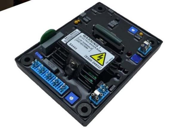 Генератор универсальный АРН SX460 Для AC бесщеточный генератор 3 фазы, фото 2