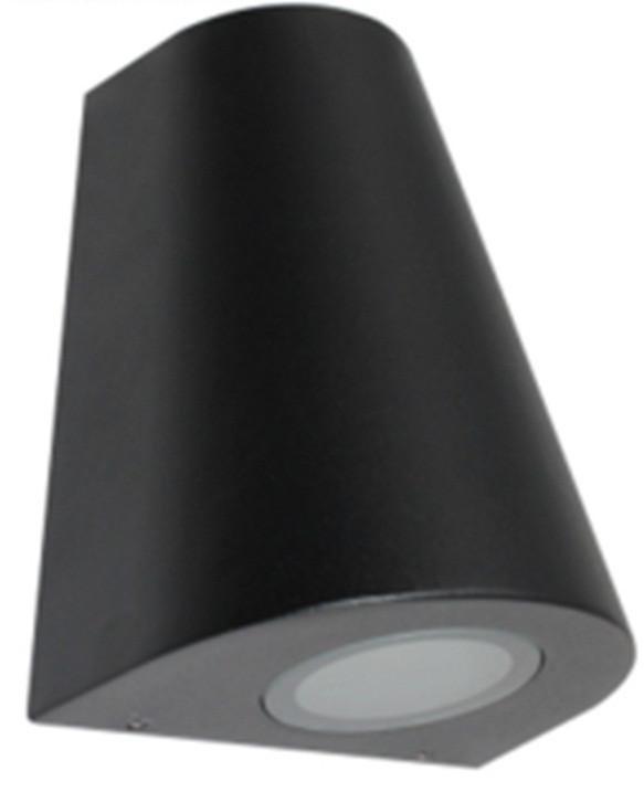 Светодиодный наружный настенный светильник - двойная головка