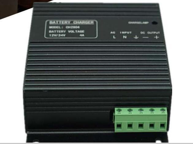CH2804 генератор источник бесперебойного питания, зарядка 12 В в В 24 В 4A, фото 2