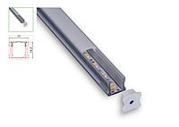Светодиодный профиль для Led ленты C009B