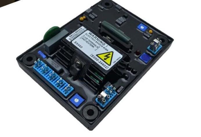 Мощность ac бесщеточный генератор SX460 Для генератора дизельного генератора, фото 2