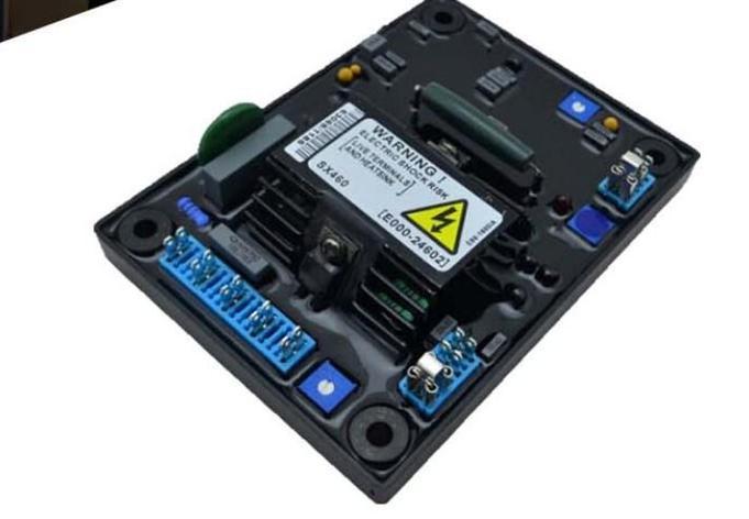 Автоматический стабилизатор AVR стабилизатор напряжения SX460 Для генераторной установки, фото 2