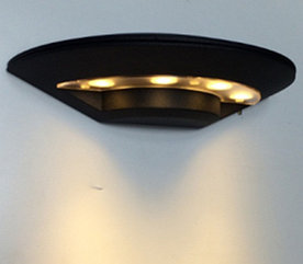 Светодиодный уличный настенный светильник бра