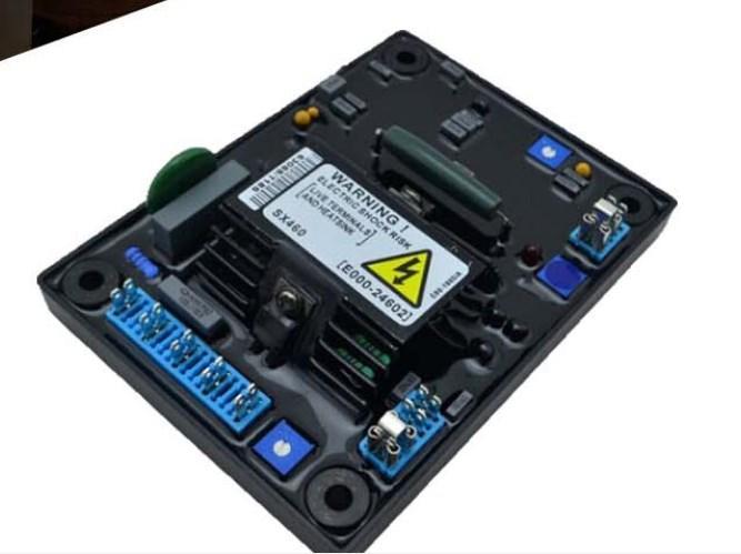 Бесщеточный AVR SX460 для генератора