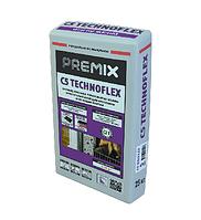 Клей плиточный Premix C5 Technoflex 25 кг PremixPRO