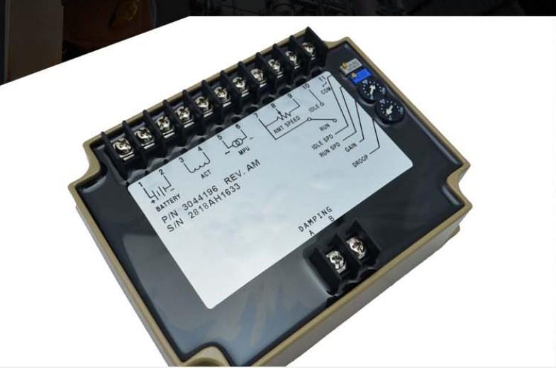 Электронный регулятор скорости губернатор 3062322