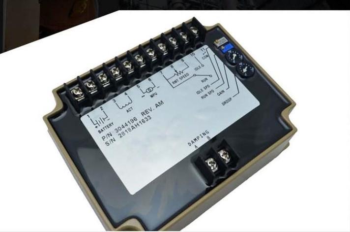 Электронный регулятор скорости губернатор 3062322, фото 2