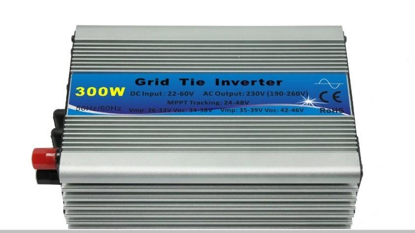 300 Вт Сетка Tie Micro Инвертор Интеллектуальный Солнечная инвертор 300 В